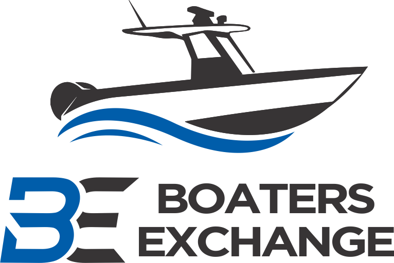 BE - boaters exchange logo