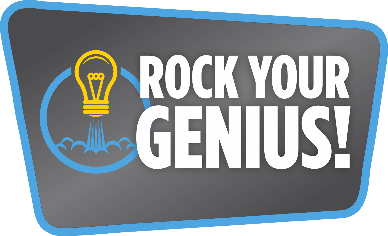 RYB - RY Genius Logo