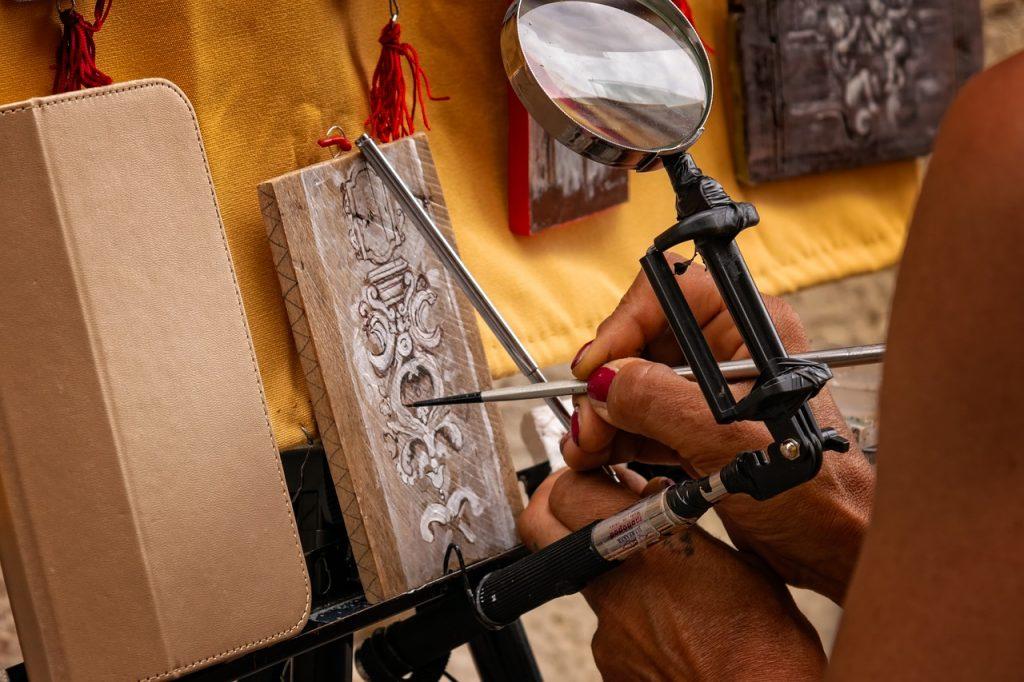 craft, art, paint